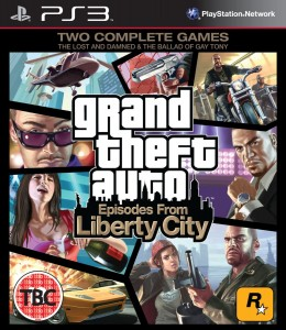 GTA :Episodes from Liberty City Używana PS3