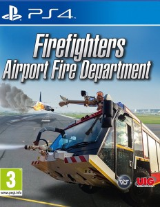 Firefighters: Airport PS4