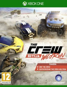 The Crew Wild Run Edition PL XBOX ONE