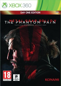 Metal Gear Solid V: Phantom Pain D1  XBOX 360