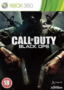 Call of Duty: Black Ops Używana XBOX 360
