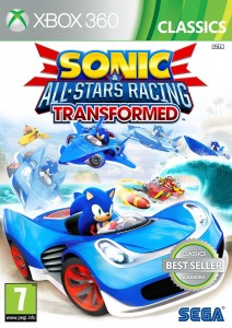 Sonic and All Stars Racing Transformed Używana XBOX 360