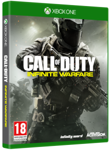 Call of Duty Infinite Warfare  DLC XBOX ONE
