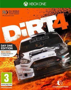 Dirt 4 PL D1 XBOX ONE