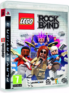 LEGO Rock Band PS3