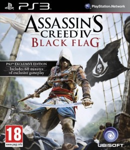 Assassins Creed 4: Black Flag Używana PS3