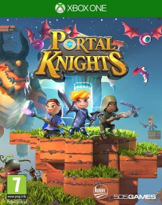 Portal Knights  Gold Edition PL XBOX ONE