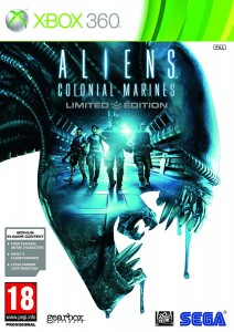 Aliens: Colonial Marines Limited Edition PL XBOX 360