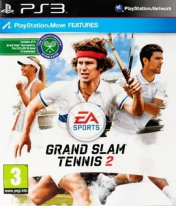 Grand Slam Tennis 2 Używana PS3