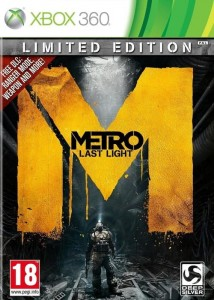 Metro Last Light  Limited Edition PL XBOX 360