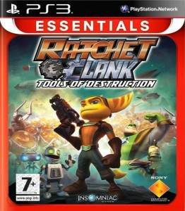 Ratchet & Clank: Tools of Destruction Używana PS3