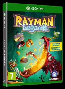 Rayman Legends PL XBOX ONE
