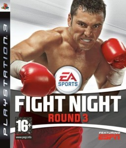 Fight  Night Round 3 Używana PS3