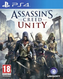 Assassins Creed Unity PL  PS4