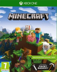 Minecraft  + Explores Pack PL XBOX ONE