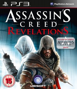 Assassins Creed: Revelations PL + AC 1 Używana PS3