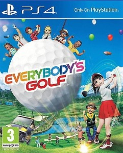 Everybody's Golf  PL PS4