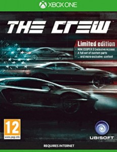 The Crew Limited Edition PL XBOX ONE