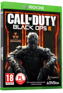 Call of Duty: Black Ops 3 D1 PL  XBOX ONE