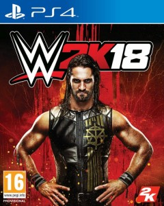 WWE 18 + DLC PS4
