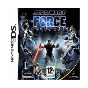 Star Wars: The Force Unleashed  Używana DS