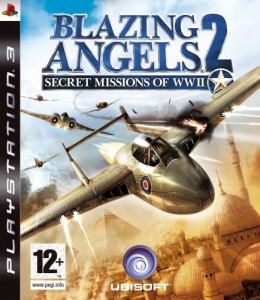 Blazing Angels 2: Secret Missions of WWII Używana PS3