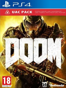 Doom UAC Edition PL PS4