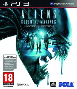 Aliens: Colonial Marines Limited Edition PL PS3