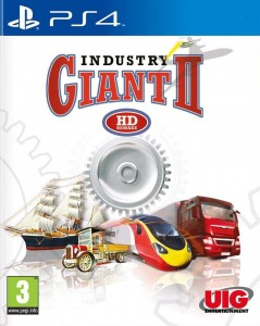 Industry Giant 2 II HD Remake PS4