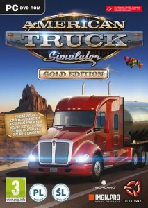 America Truck Simulator Gold PL PC