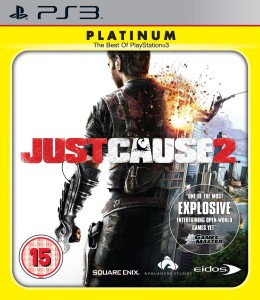 Just Cause 2 Używana PS3