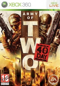 Army of Two: The 40th Day Używana XBOX 360