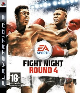 Fight Night Round 4 Uzywana PS3