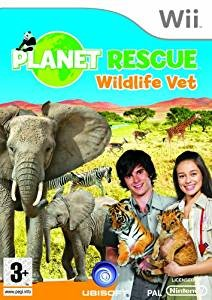 Planet Rescue: Wildlife Vet Używana Wii