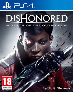 Dishonored: Death of the Outsider PL PS4