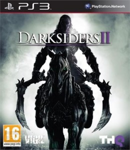 Darksiders 2 II  PL PS3