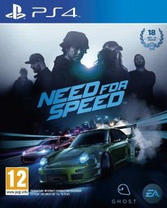 Need For Speed PL Używana PS4