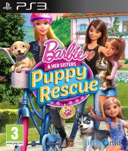 Barbie and Her Sisters Puppy Rescue PS3