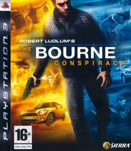 The Bourne Conspiracy Używana PS3