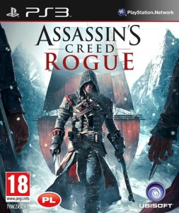 Assassins Creed Rouge PL  PS3