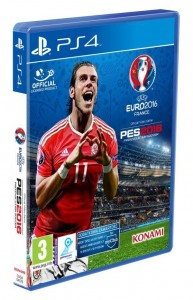 PES 2016 - Pro Evolution Soccer 2016 + Euro  PS4