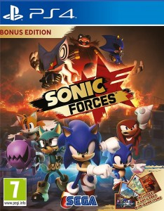Sonic Forces Bonus Edition PL PS4