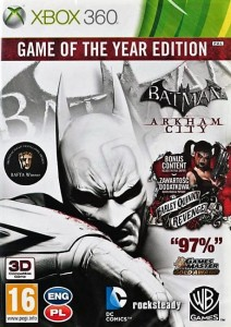 Batman: Arkham City PL GOTY XBOX 360