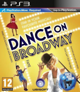 Dance on Broadway Używana PS3