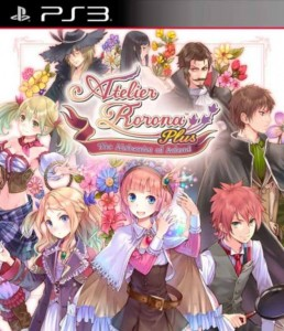 Atelier Rorona PLUS :The Alchemist of Arland PS3
