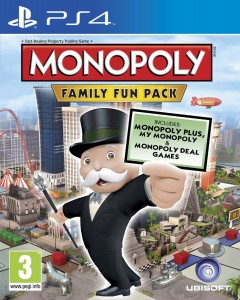 Monopoly Family Pack PS4