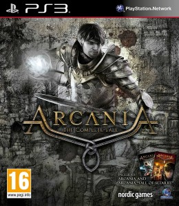 Arcania:Complete Tale PL PS3