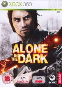 Alone In The Dark Używana XBOX 360