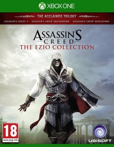 Assassins Creed The Ezio Collection PL XBOX ONE