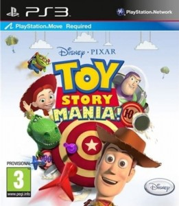 Toy Story Mania Move PS3